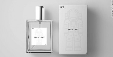 Eau de Space: NASA створило парфум з ароматом космосу